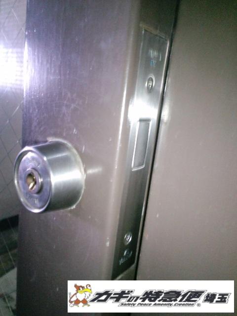 鍵交換(鍵が開かない!越谷市で鍵開けと鍵修理)