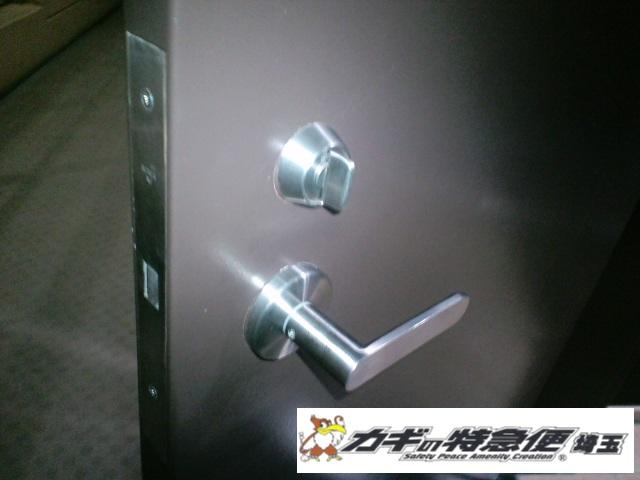 電気錠システムの修理・交換(鍵がかからない!葛飾区で美和ロック電気錠の修理)