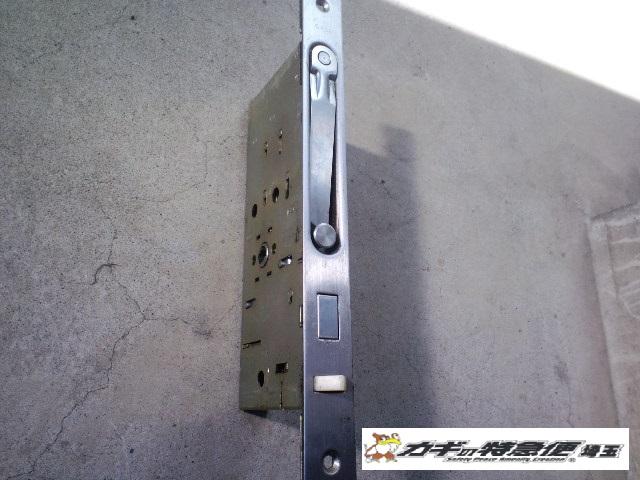 鍵交換(鍵が開かない!閉まらない!越谷市で鍵修理(MIWA GAS GAE))