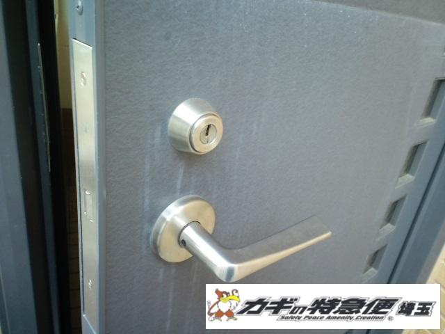 電気錠システムの修理・交換(電気錠が閉まらない!杉並区で美和ロックの電気錠を修理)