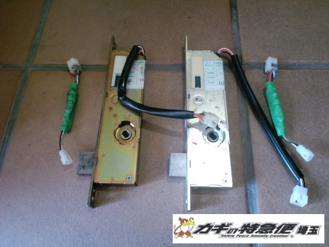 オートロックマンションの鍵修理(オートロックが開かない!異音がする|東京都杉並区)