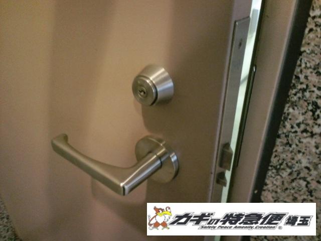電気錠システムの修理・交換(戸田市の病院で電気錠の修理:オートロックが閉まらない!)