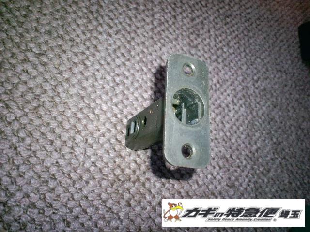 鍵交換(トイレの鍵の故障対応|川口市でトイレの鍵の交換修理)