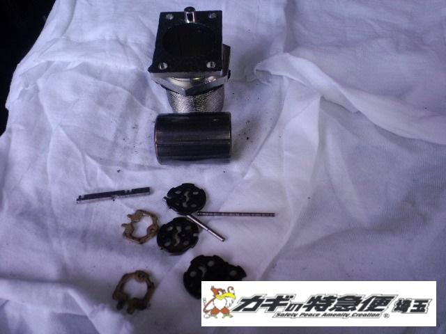 オートロックマンションの鍵修理(戸田市でオートロックの鍵修理|鍵が回らない・引っかかる)