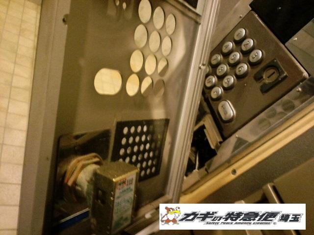 オートロックマンションの鍵修理(深夜のオートロックの修理を世田谷区で対応しました。鍵が回らない。)