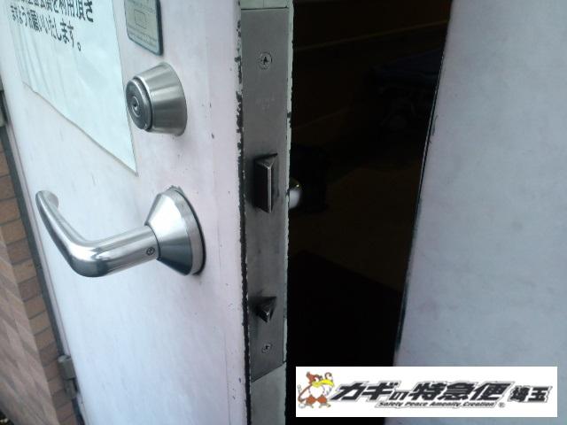 電気錠システムの修理・交換(越谷市で電気錠の修理に即日対応!鍵が閉まらない!)
