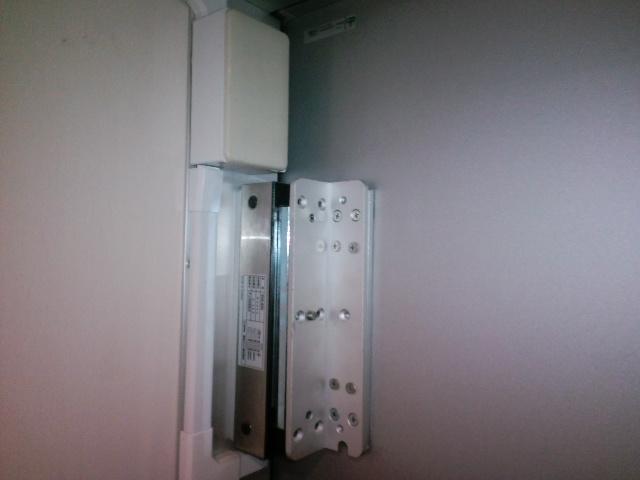 電気錠システムの修理・交換(川口市で電気錠(電磁錠マグナロック)の修理)
