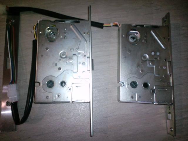 電気錠システムの修理・交換(埼玉県さいたま市で美和ロック電気錠の修理・鍵が閉まらない)