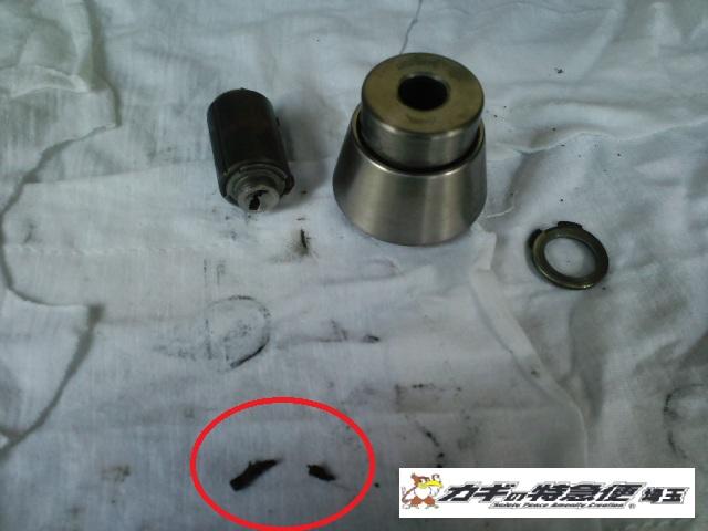 鍵の修理・調整の写真1
