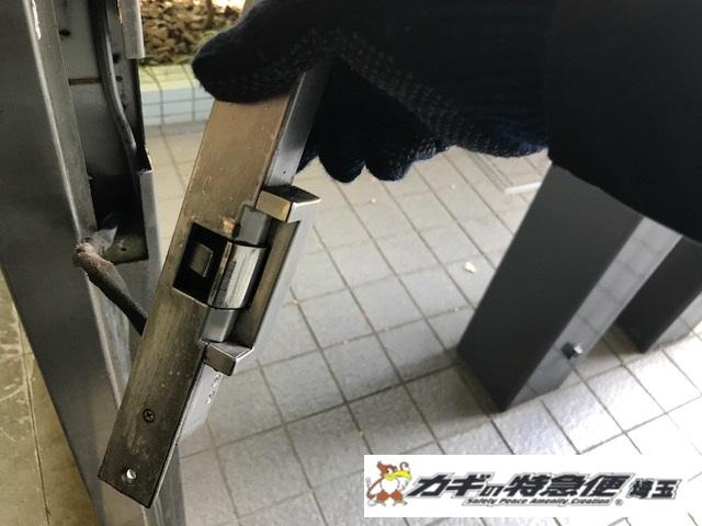 オートロックマンションの鍵修理(オートロックが開きっぱなし!東京都豊島区で電気錠鍵修理/美和ロック・アイホン)