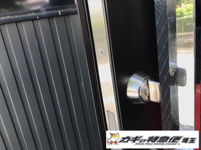 オートロックマンションの鍵修理(オートロック電気錠が閉まらない!開かない!世田谷区で緊急修理!)