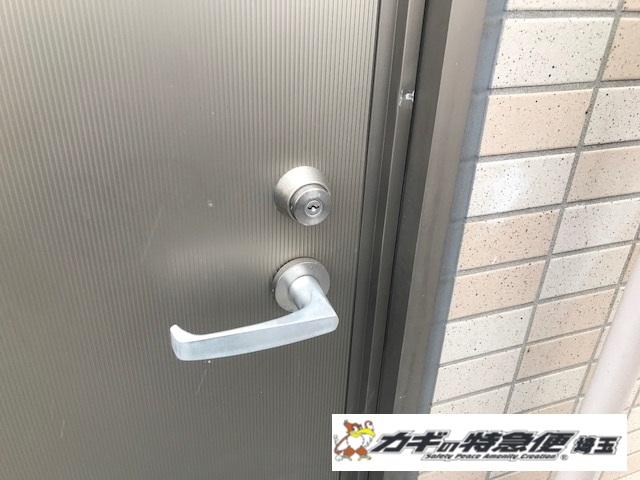電気錠システムの修理・交換(世田谷区の介護施設でパニックオープンの電気錠を新規設置取付けしました。)