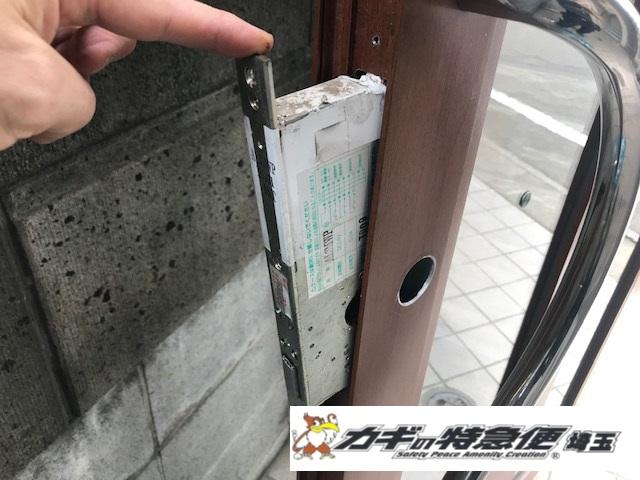 オートロックマンションの鍵修理(美和ロックMIWA BAN-BS1のエラー表示/オートロック電気錠が閉まらない!反応しない!東京都文京区)
