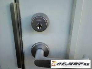 鍵交換(戸田市で鍵交換 カバエース)