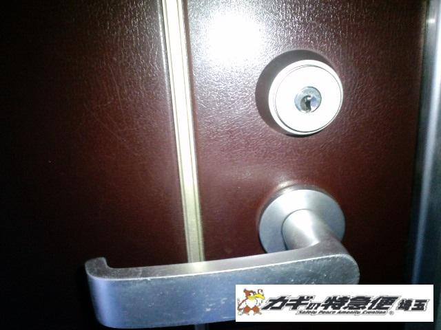 鍵開け(川口市で鍵開け・鍵交換 美和ロック代行店24時間対応!)