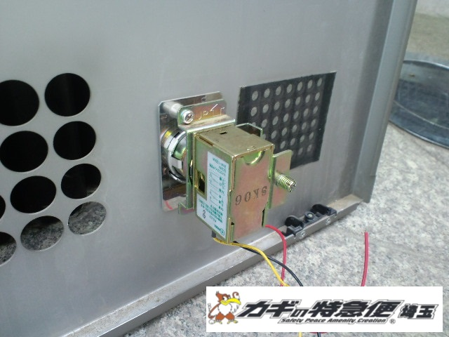 オートロックマンションの鍵修理(オートロックの鍵が回らない 埼玉県さいたま市鍵修理)