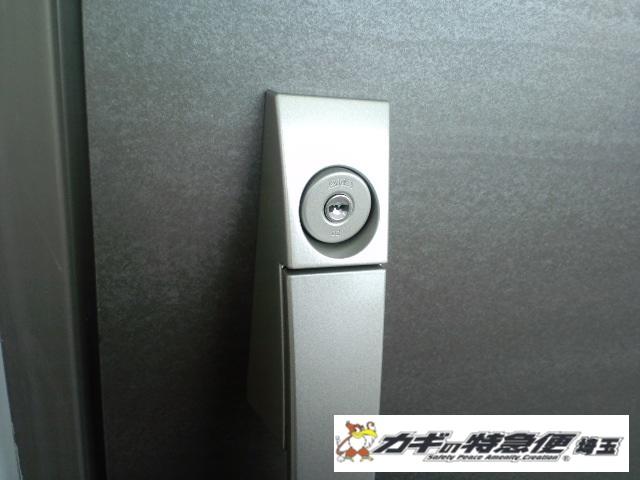 鍵交換(美和ロック製ディンプルキーの鍵交換 埼玉県和光市)