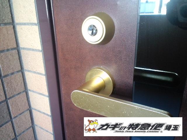 鍵交換(ご紹介で鍵交換 神奈川県横浜市)